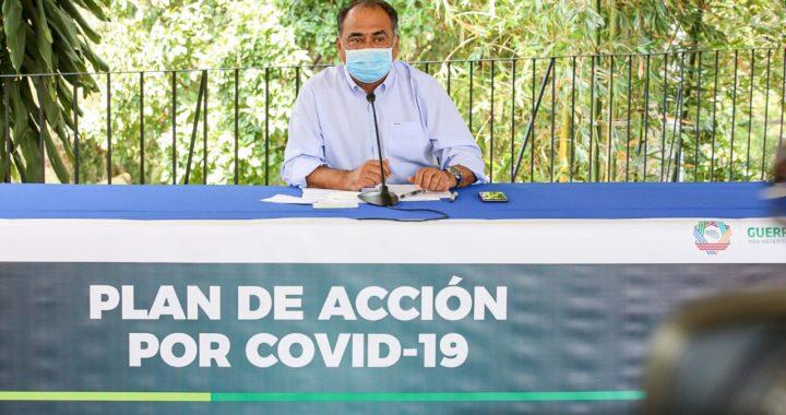 AUMENTA EL NÚMERO DE CAMAS PARA PACIENTES COVID-19 EN GUERRERO: HAF