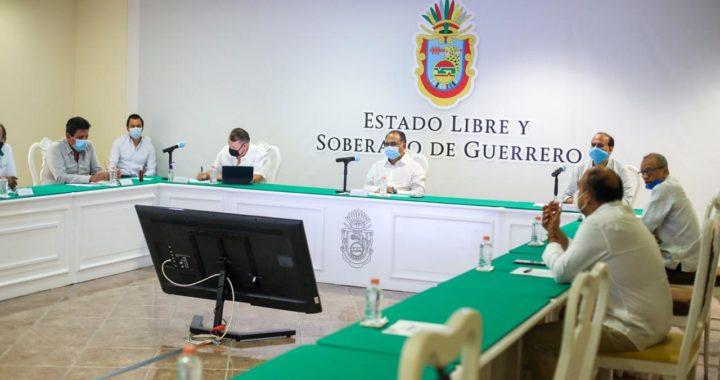 GUERRERO VOLVERÁ A REACTIVAR SU ECONOMÍA Y CON CERTEZA SU CRECIMIENTO: ASTUDILLO FLORES