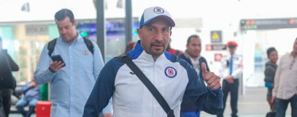 Cruz Azul repuntó por Siboldi: 'Conejo'