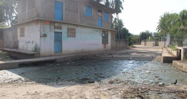 Denuncia comisario de Tepetixlta contaminación en la sierra de Coyuca de Benítez