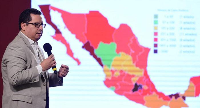 Coronavirus en México: suman 24,905 casos confirmados y 2,271 defunciones