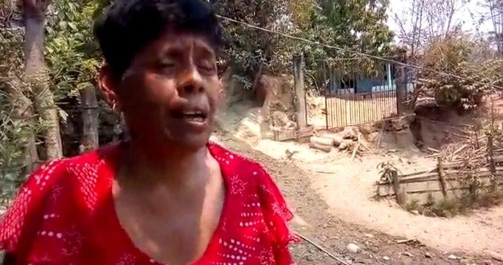 Obras y apoyos alimenticios piden habitantes de Tepetixtla al gobierno de Coyuca de Benítez