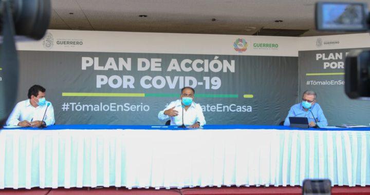 ESTAMOS EN LA PARTE MÁS DIFÍCIL DE LA CONTINGENCIA SANITARIA, EXPRESA EL GOBERNADOR Y LLAMA A LA POBLACIÓN QUEDARSE EN CASA