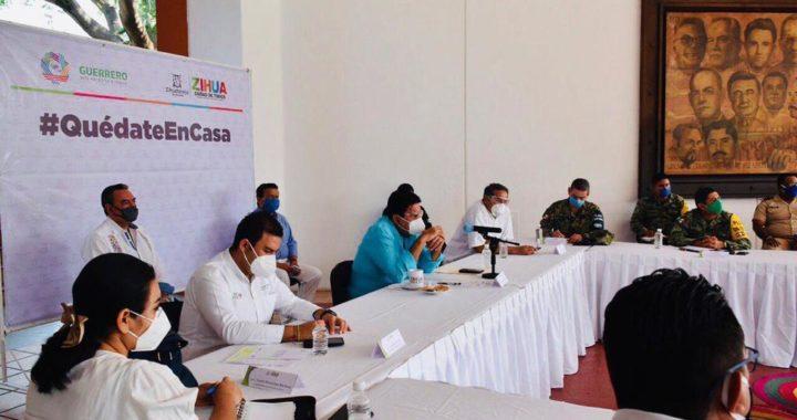 Reuniones regionales ante contingencia Covid-19 son productivas: Jorge Sánchez