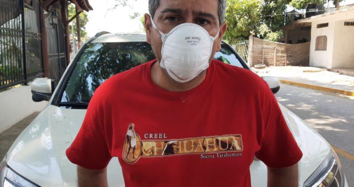 Minería y construcción, actividades próximas a reactivarse, asegura Paco Solís