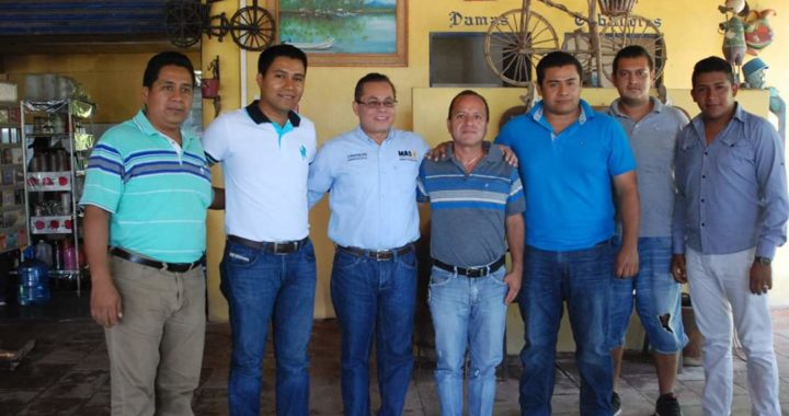 Han sabido responder alcaldes del PRD ante la pandemia, asegura diputado Bernardo Ortega