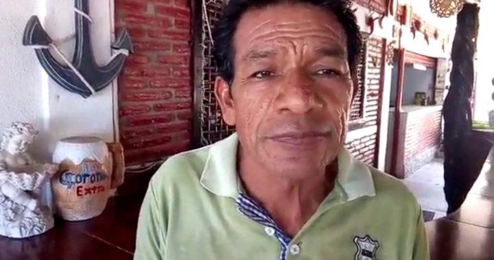 Llevan tres meses sin ganar nada salvavidas de playa Pie de la Cuesta