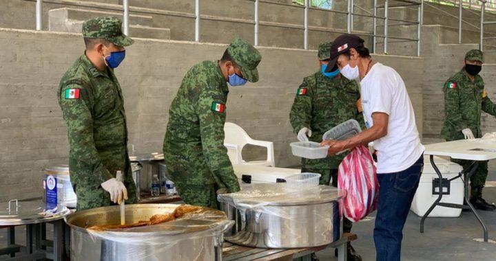 ENTRA EN OPERACIÓN UN COMEDOR COMUNITARIO MÁS EN IGUALA; SE SUMA A OTROS INSTALADOS EN CINCO MUNICIPIOS