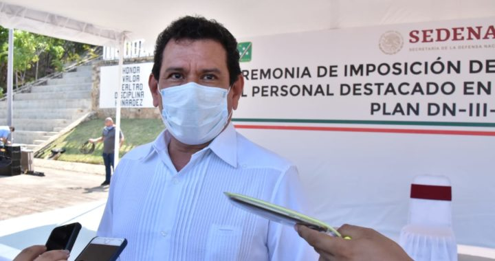 IMPULSA EL GOBERNADOR HÉCTOR ASTUDILLO CRÉDITOS BLANDOS POR 160 MDP PARA LA PEQUEÑA Y MEDIANA EMPRESA EN ESTA CONTINGENCIA