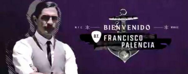 Mazatlán F.C. le da la bienvenida a Paco Palencia
