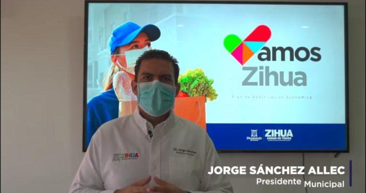 Zihuatanejo primer municipio de Guerrero en presentar su Plan de Reactivación Económica