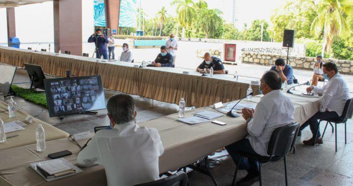 SOSTIENE EL GOBERNADOR VIDEOCONFERENCIA CON LAS Y LOS ALCALDES DE LAS DISTINTAS REGIONES DEL ESTADO