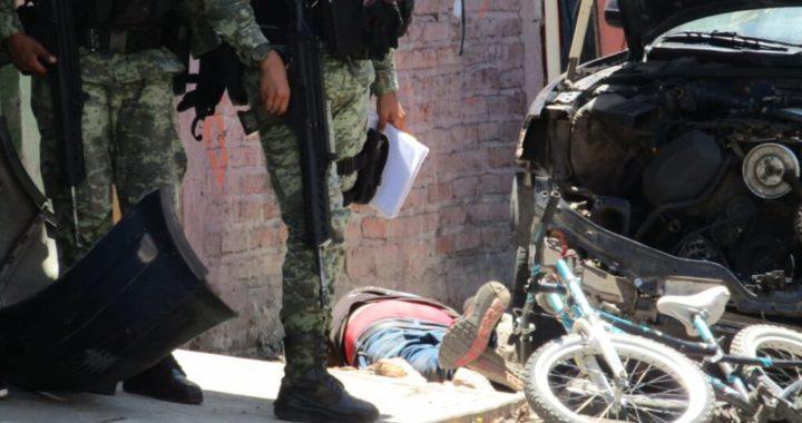 Violencia está concentrándose en Zamora: 23 homicidios en lo que va de junio, mantas, ataques…