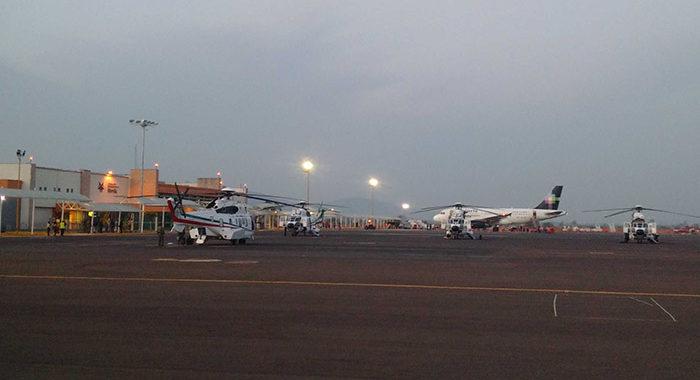 Se desploma 84% el tráfico en Aeropuerto de Morelia durante pandemia por COVID-19