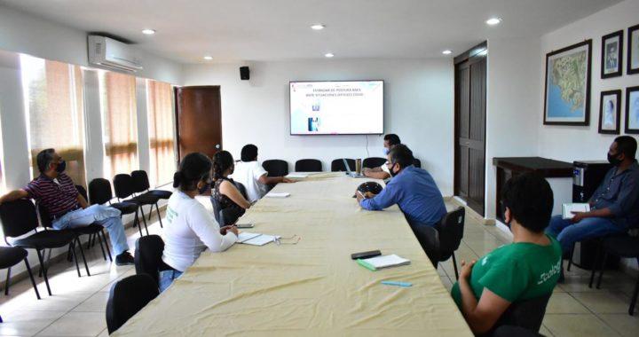 Sector turístico y gobierno municipal de Zihuatanejo recibe capacitación para llevar a cabo protocolos de Higiene y Sanidad ante COVID-19