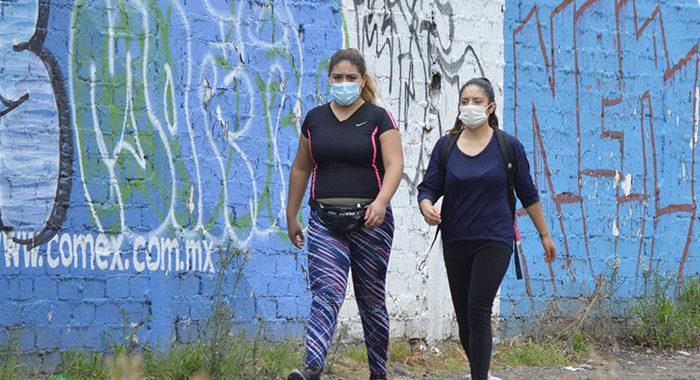 Tienen casos de COVID-19 58 colonias de Morelia; vigilan 7 que tienen más contagios