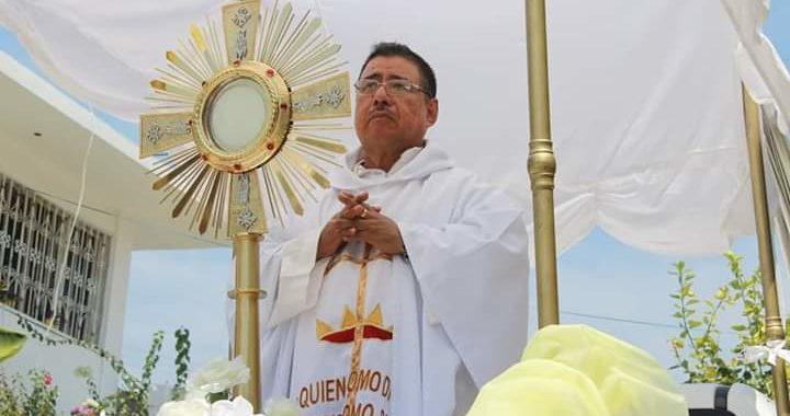 Muere párroco de la ciudad de Atoyac de Álvarez