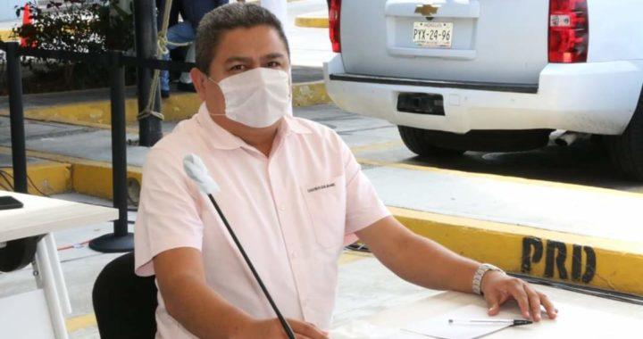 Habrá más equidad con la nueva reforma en materia electoral, asegura diputado Ossiel Pacheco