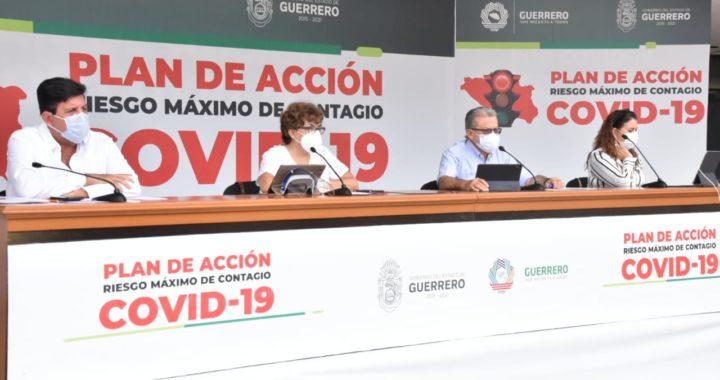 RESPONSABILIDAD DE TODOS LOGRAR QUE GUERRERO CAMBIE DE COLOR EN EL SEMÁFORO FEDERAL: ALEJANDRO BRAVO