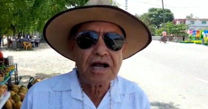 Siguen denuncias por recorte del padrón del fertilizante en Tecpan