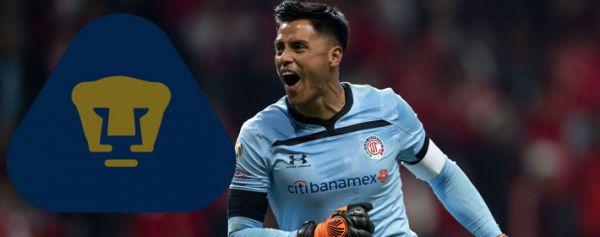 Alfredo Talavera será nuevo portero de Pumas