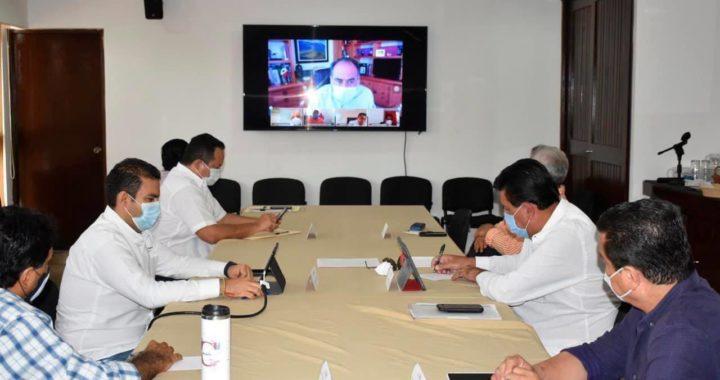 Suma de voluntades permitirá reaperturar la economía en Zihuatanejo
