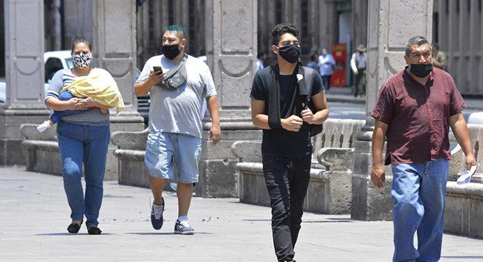 Michoacán registra 119 nuevos contagios y 8 muertes más por COVID-19