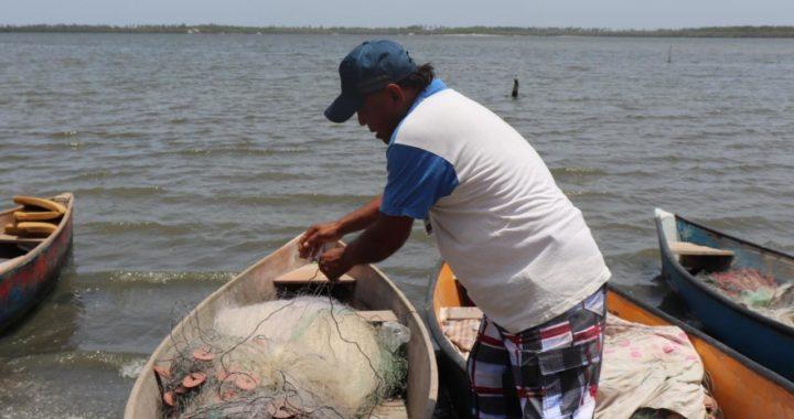 Amenazan con solicitar la presencia de la Marina en la laguna del 20 si sigue la pesca ilegal