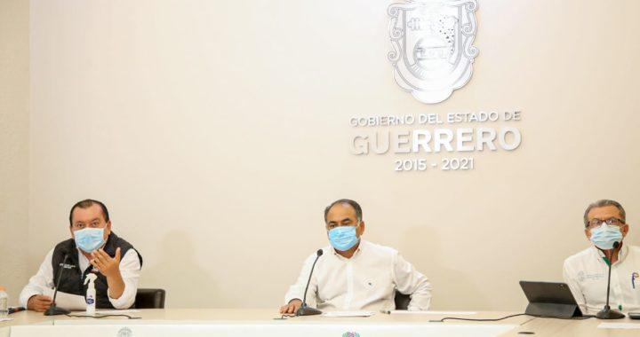 GUERRERO SE PREPARA PARA ENFRENTAR COVID-19, INFLUENZA Y DENGUE, ADELANTÓ EL GOBERNADOR HÉCTOR ASTUDILLO