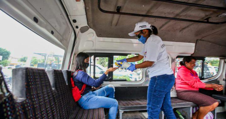 REFUERZA GOBIERNO DEL ESTADO ACCIONES PARA CONTENER LOS CONTAGIOS POR COVID-19 EN CHILPANCINGO