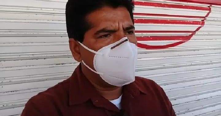 Obras y acciones no se detienen, alcalde Crescencio Reyes atiende asuntos municipales desde confinamiento