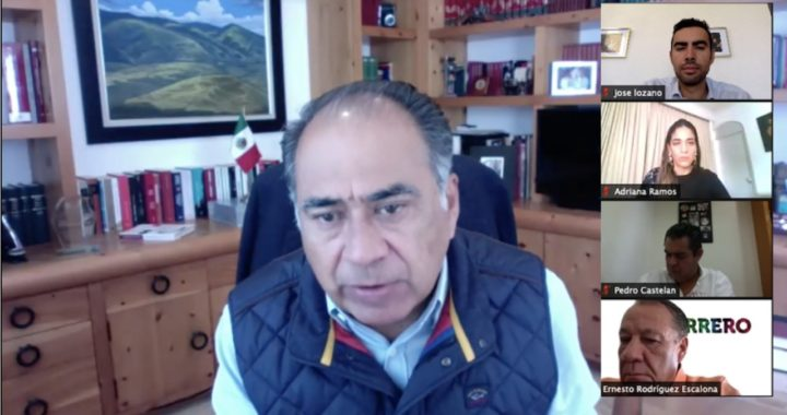 ANTE LAS DISPOSICIONES DEL SEMÁFORO AMARILLO SE REÚNE HÉCTOR ASTUDILLO CON REPRESENTANTES DE LA INDUSTRIA TURÍSTICA