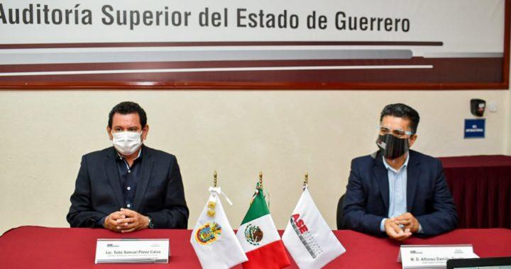 ASTUDILLO CUMPLE CON LA TRANSPARENCIA Y RENDICIÓN DE CUENTAS AL PUEBLO DE GUERRERO: SEFINA
