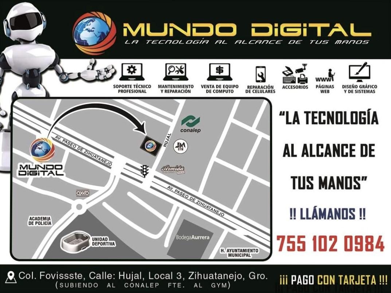 """""""LA TECNOLOGIA AL ALCANCE DE TUS MANOS"""""""