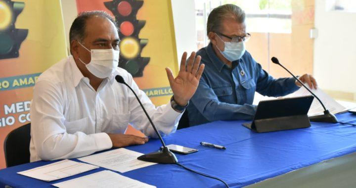 RETORNA GUERRERO A COLOR NARANJA EN SEMÁFORO EPIDEMIOLÓGICO NACIONAL: GOBERNADOR ASTUDILLO