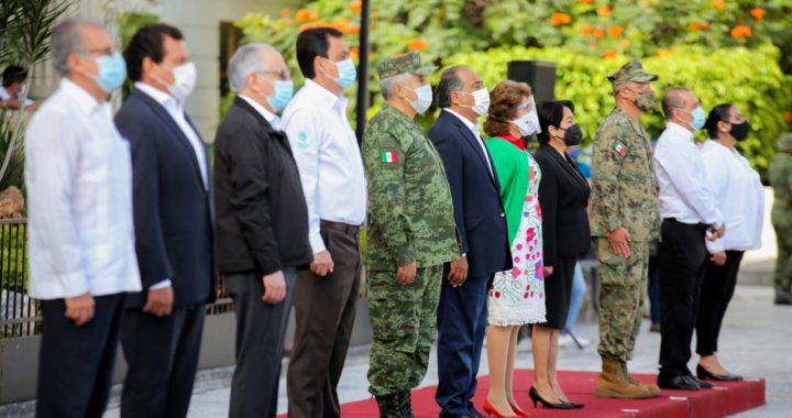 GUERRERO SALDRÁ ADELANTE COMO LO HA HECHO EN OTRAS ADVERSIDADES: GOBERNADOR ASTUDILLO