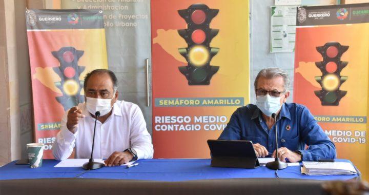 REITERA EL GOBERNADOR ASTUDILLO SU LLAMADO A REDOBLAR ESFUERZOS PARA FRENAR EL AVANCE DEL COVID-19 EN GUERRERO
