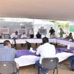 ACUERDA HÉCTOR ASTUDILLO CON ALCALDES DE LA COSTA CHICA CERRAR FILAS CONTRA EL COVID-19