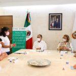 CONCRETA GOBERNADOR ASTUDILLO, ALCALDESA ROMÁN Y CONAGUA CONVENIO PARA MEJORAR SISTEMA DE AGUA POTABLE Y SANEAMIENTO DE LA BAHÍA DE ACAPULCO