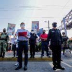 REFUERZAN ACCIONES SANITARIAS CONTRA EL COVID-19 EN CHILPANCINGO