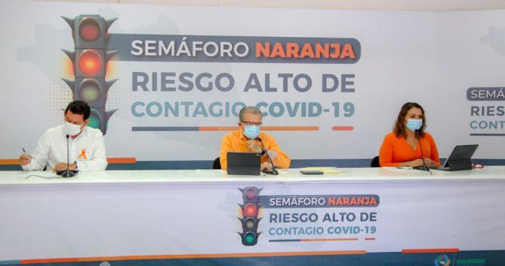 MAYOR PARTICIPACIÓN DE LA SOCIEDAD EN EL COMBATE AL COVID-19 PIDEN FUNCIONARIOS