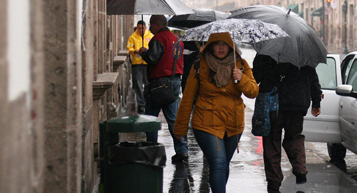Se pronostican lluvias muy fuertes en Michoacán