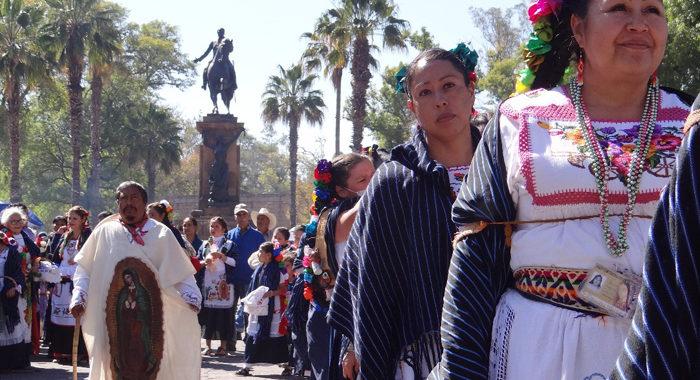 En lo religioso, las fiestas guadalupanas siguen en pie, según la Arquidiócesis; al ayuntamiento le preocupa
