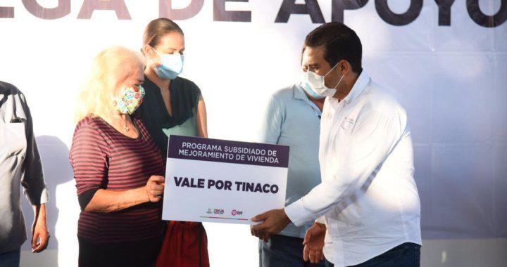 Entrega Jorge Sánchez la electrificación número 23 en lo que va de la administración