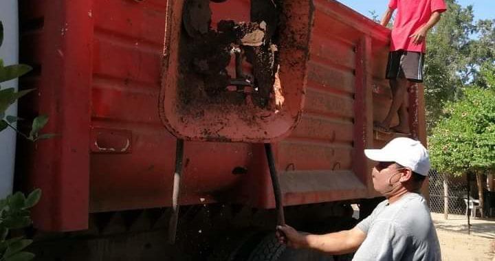 Municipio lleva campaña de descacharrización a La Saladita