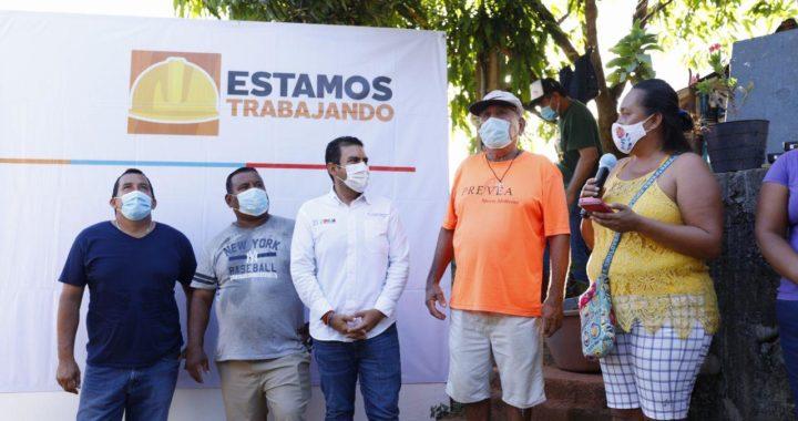 *Con el Presidente Jorge Sánchez se hacen obras que por años pedíamos: habitantes de Buena Vista