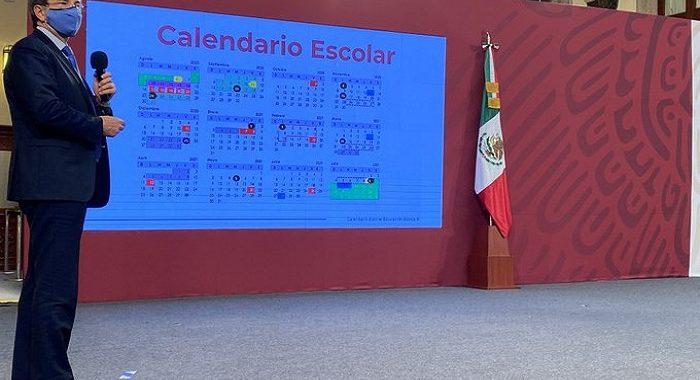 En enero regreso a clases; será voluntario y si estados están en color verde y amarillo: Moctezuma