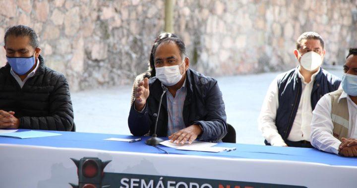 INSISTE HÉCTOR ASTUDILLO EN LA PARTICIPACIÓN RESPONSABLE DE LA POBLACIÓN DURANTE LAS FESTIVIDADES DE FIN DE AÑO PARA FRENAR EL COVID-19