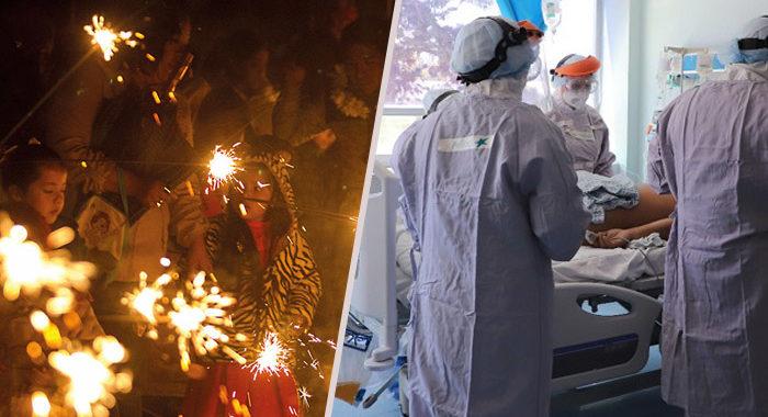 Posadas, «Guadalupe Reyes» y fiestas fuera de casa, colapsarían hospitales por COVID-19: SSM
