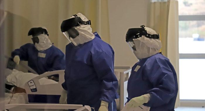 URGENTE: Ya no hay lugar en el Hospital Civil de Morelia para atender a más pacientes con COVID-19